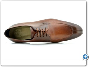 114208 Cognac HP Anthracite Lining Leather Sole Top