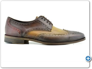 14738 Combin HP Anthracite Lining Leather Sole Side