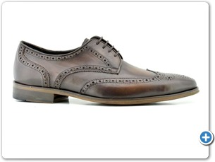 14738 Palisander HP Anthracite Lining Leather Sole Side