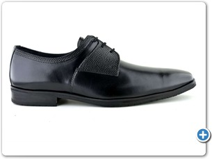 14763 Black Spazulato Anthracite Lining 385 Black Sole Side