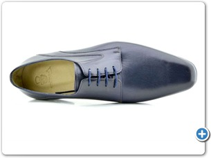 14770 Navy HP Nat Calf Lining Leather Sole Top