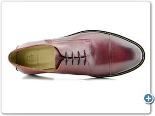 16806 Bordo HP Nat Calf Lining Leather Sole Top