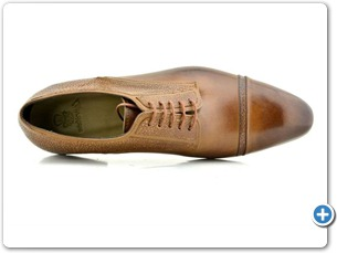 2201 Cognac Antic-Cognac Meteor Anthracite Lining Leather Sole Top