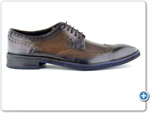 2203 Brown HP Anthracite Lining Leather Sole Side