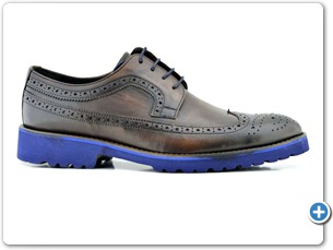 76114 Palisander HP Anthracite Lining 10021 Navy Sole Side