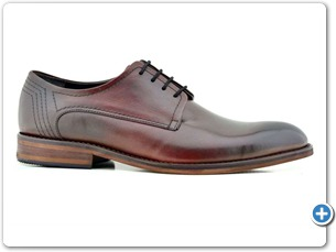 76116 G Bordo HP Anthracite Lining Brown EVA Sole Side