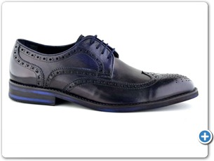 76129 G Navy HP Anthracite Lining Blue EVA Sole Side