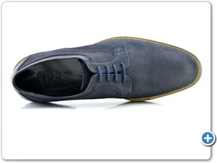 763512 Navy Nubuk Anthracite Lining 40308 Navy Sole Top